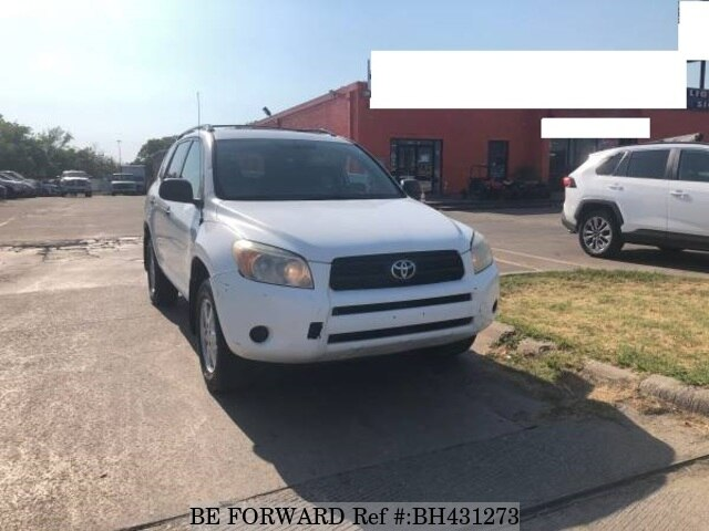 Used 2006 TOYOTA RAV4 BH431273 for Sale