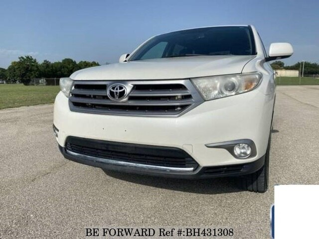 Used 2011 TOYOTA HIGHLANDER BH431308 for Sale