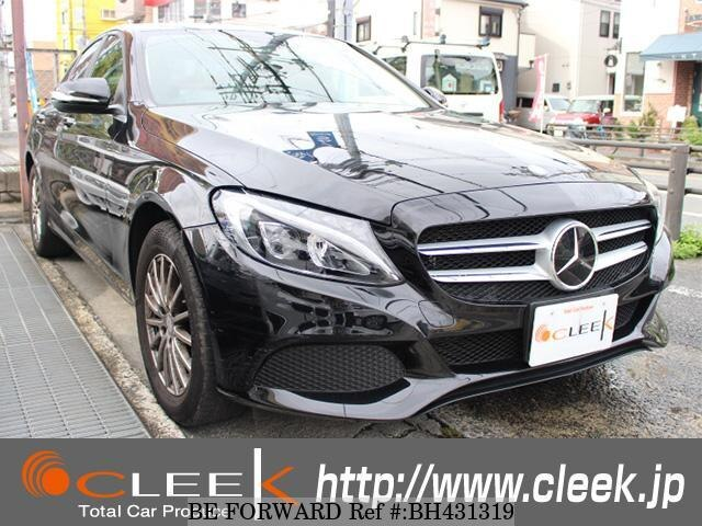 Used 2015 MERCEDES-BENZ C-CLASS BH431319 for Sale