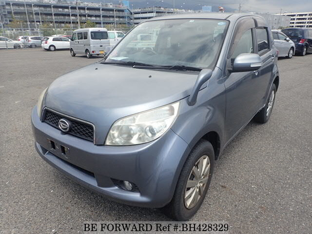 Used 2007 DAIHATSU BE-GO BH428329 for Sale