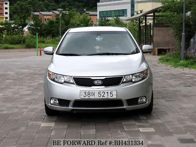 Used 2012 KIA FORTE BH431334 for Sale