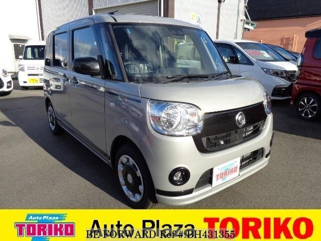 Used 2019 DAIHATSU MOVE CANBUS BH431355 for Sale
