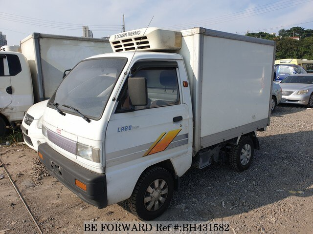 Used 2013 DAEWOO (CHEVROLET) LABO BH431582 for Sale