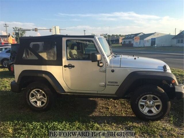 Used 2010 JEEP WRANGLER BH431630 for Sale