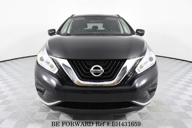 Used 2017 NISSAN MURANO BH431659 for Sale