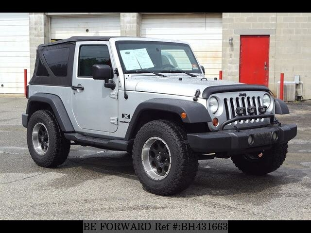 Used 2009 JEEP WRANGLER BH431663 for Sale