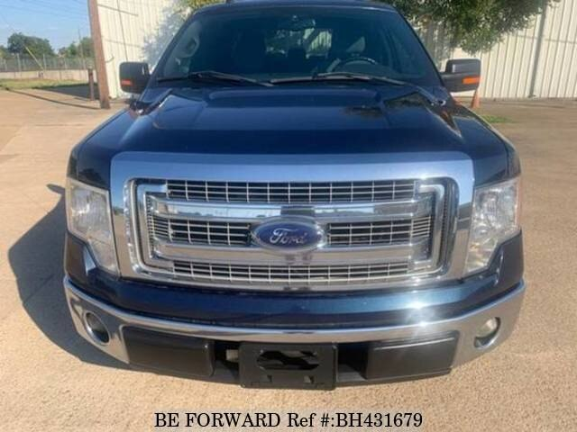 Used 2013 FORD F150 BH431679 for Sale