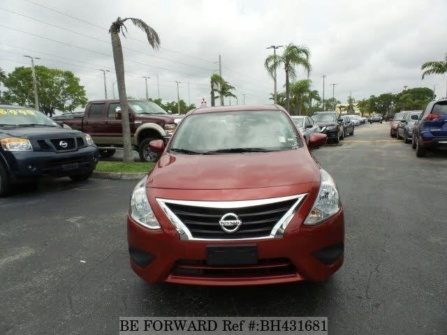 Used 2019 NISSAN VERSA BH431681 for Sale