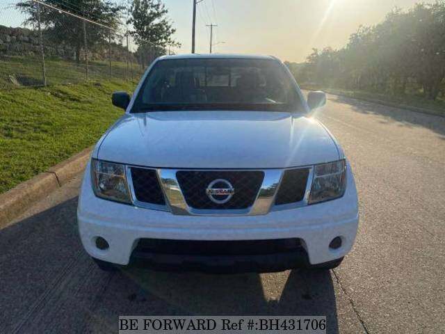 Used 2007 NISSAN FRONTIER BH431706 for Sale