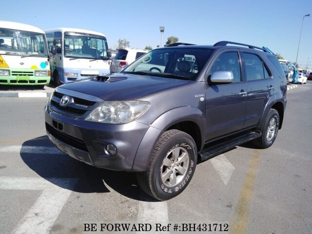 Used 2005 TOYOTA FORTUNER BH431712 for Sale