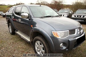 Used 2009 MITSUBISHI L200 BH431814 for Sale