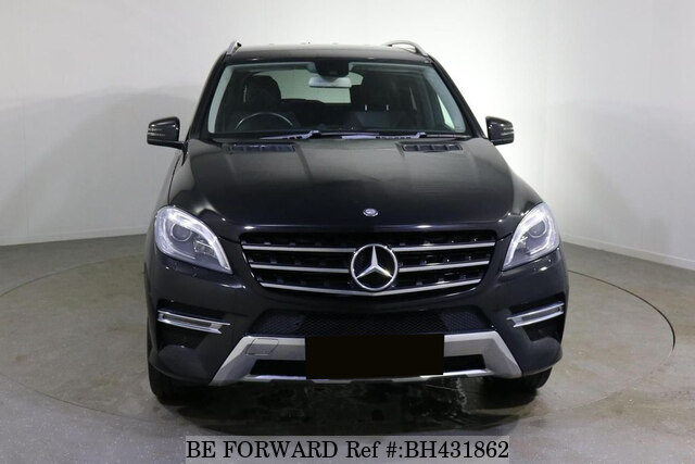 Used 2015 MERCEDES-BENZ ML CLASS BH431862 for Sale