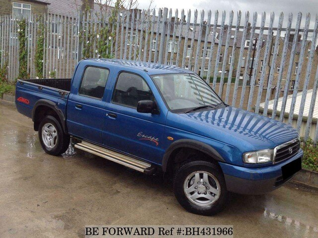 Used 2001 MAZDA B2500 BH431966 for Sale