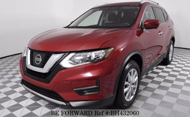 Used 2017 NISSAN ROGUE BH432060 for Sale