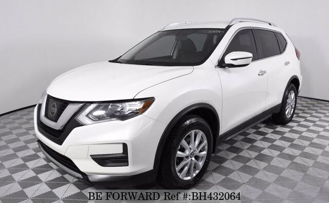 Used 2017 NISSAN ROGUE BH432064 for Sale