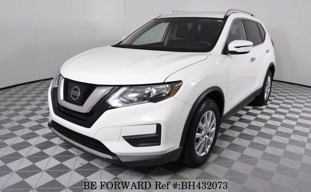 Used 2017 NISSAN ROGUE BH432073 for Sale