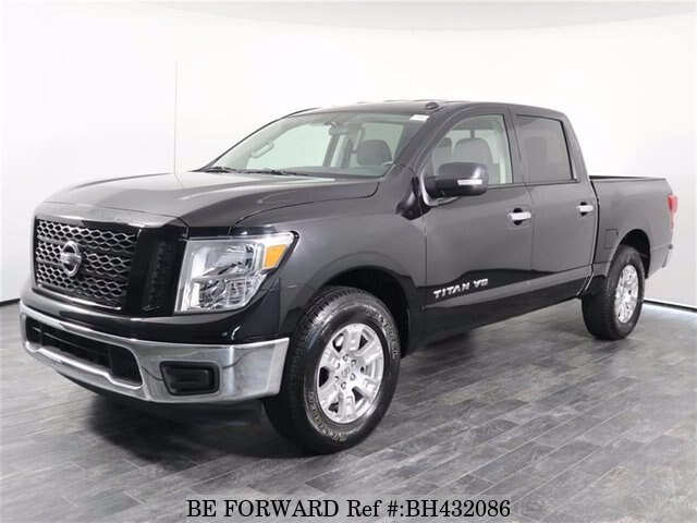 Used 2019 NISSAN TITAN BH432086 for Sale