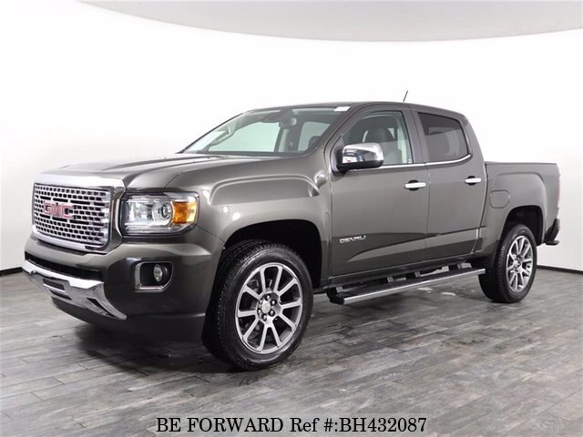 Used 2019 GMC CANYON BH432087 for Sale