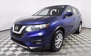 Used 2017 NISSAN ROGUE BH432105 for Sale
