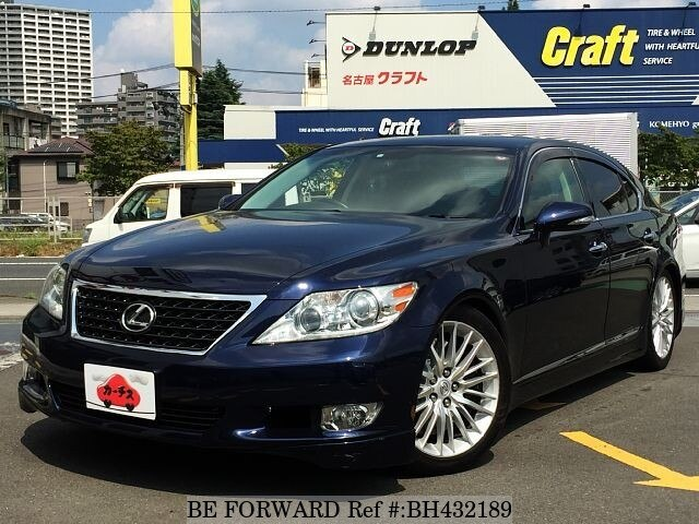 Used 2011 LEXUS LS BH432189 for Sale