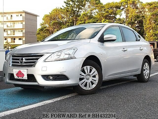 Used 2016 NISSAN SYLPHY BH432204 for Sale