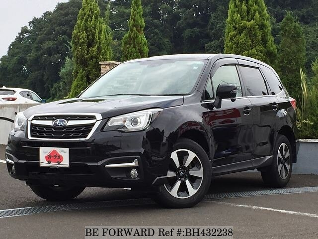 Used 2015 SUBARU FORESTER BH432238 for Sale