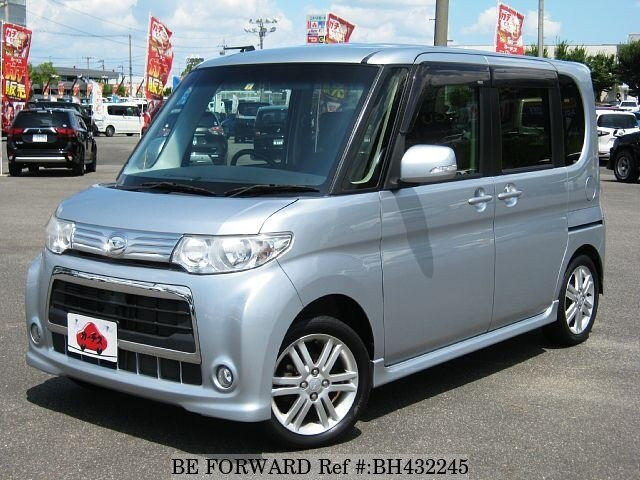 Used 2012 DAIHATSU TANTO BH432245 for Sale