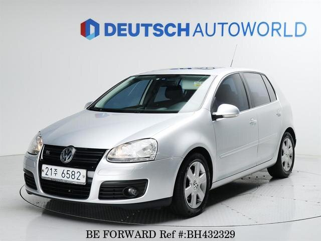 Used 2009 VOLKSWAGEN GOLF BH432329 for Sale