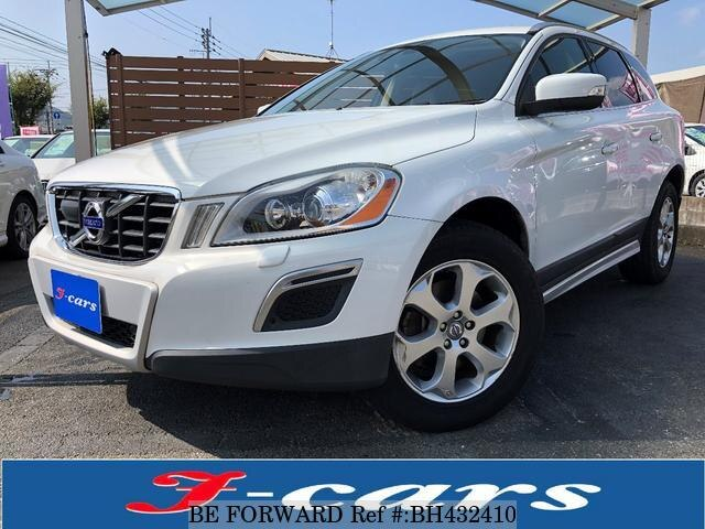 Used 2012 VOLVO XC60 BH432410 for Sale