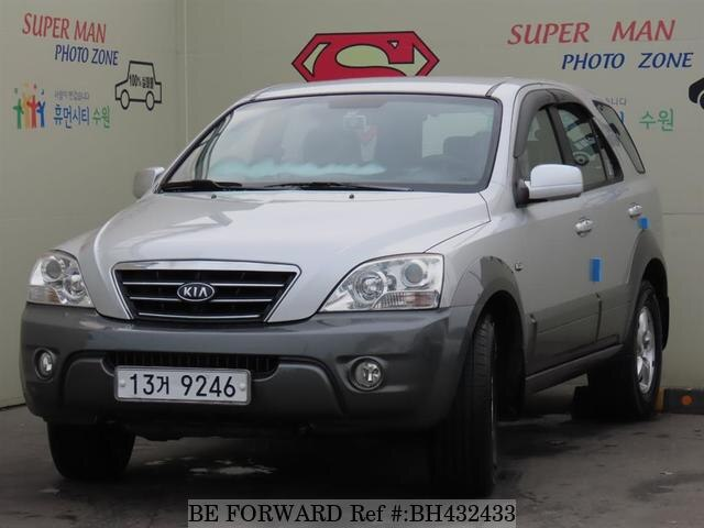 Used 2008 KIA SORENTO BH432433 for Sale