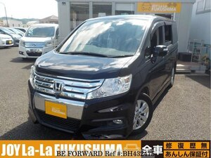 Used 2010 HONDA STEP WGN BH432475 for Sale