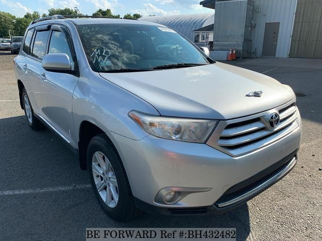 Used 2012 TOYOTA HIGHLANDER BH432482 for Sale