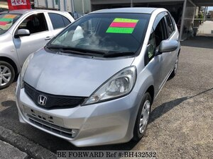 Used 2013 HONDA FIT BH432532 for Sale