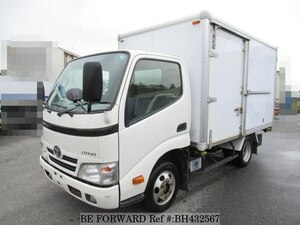 Used 2014 TOYOTA DYNA TRUCK BH432567 for Sale