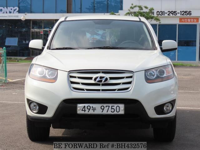 Used 2009 HYUNDAI SANTA FE BH432576 for Sale