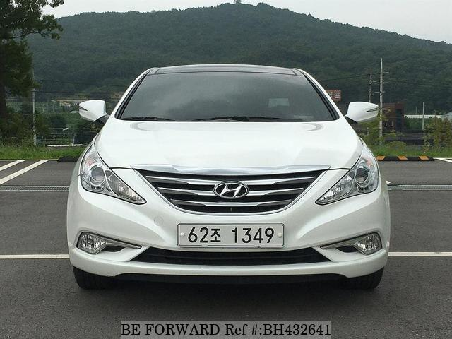 Used 2013 HYUNDAI SONATA BH432641 for Sale