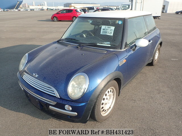 Used 2004 BMW MINI BH431423 for Sale