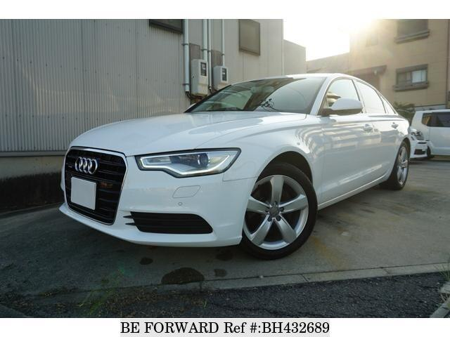 Used 2011 AUDI A6 BH432689 for Sale
