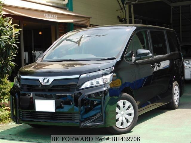 Used 2017 TOYOTA VOXY BH432706 for Sale