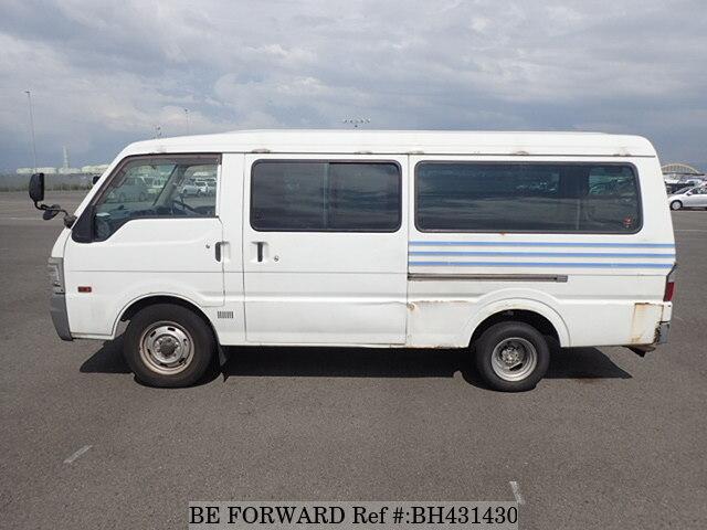 Used 2006 MAZDA BONGO BRAWNY VAN DX/TC-SKE6V for Sale ...