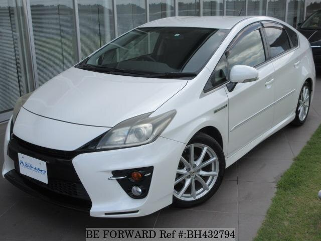 Used 2012 TOYOTA PRIUS BH432794 for Sale
