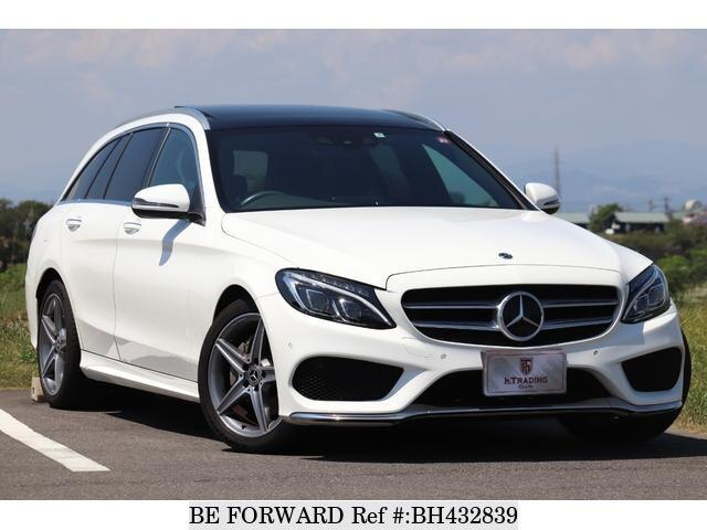 Used 2017 MERCEDES-BENZ C-CLASS BH432839 for Sale