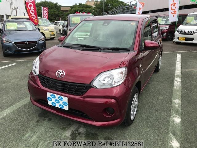Used 2016 TOYOTA PASSO BH432881 for Sale