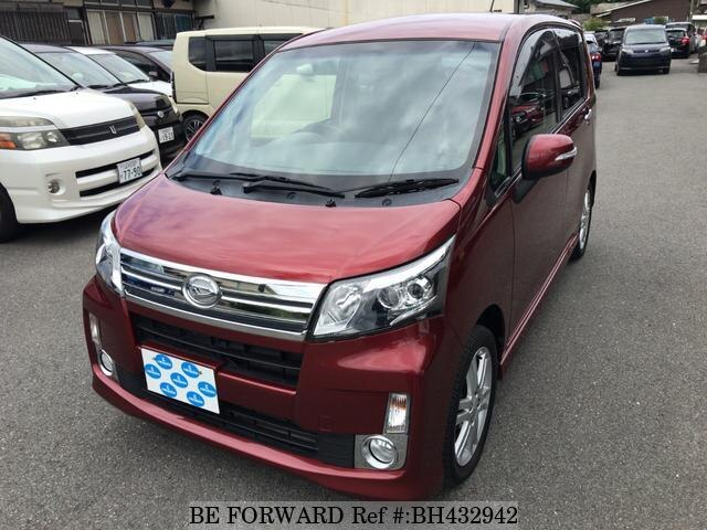 Used 2014 DAIHATSU MOVE BH432942 for Sale
