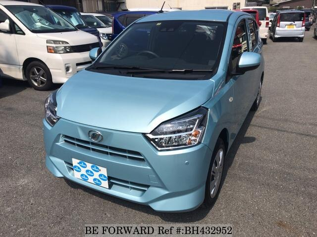 Used 2018 DAIHATSU MIRA ES BH432952 for Sale
