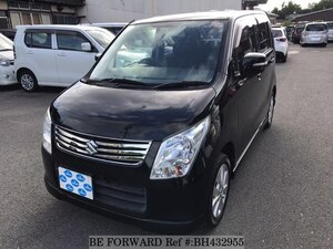 Used 2012 SUZUKI WAGON R BH432955 for Sale