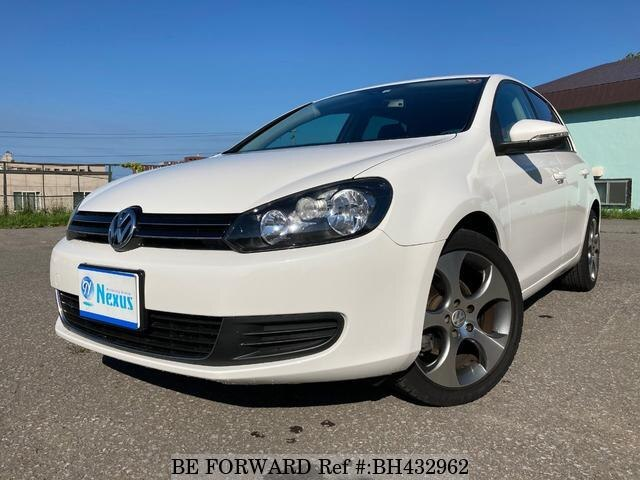 Used 2011 VOLKSWAGEN GOLF BH432962 for Sale