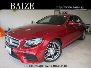 Used 2016 MERCEDES-BENZ E-CLASS BH433116 for Sale