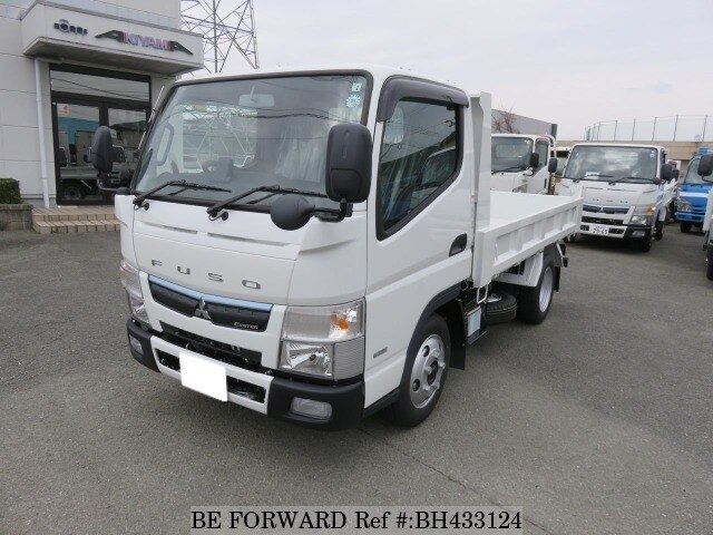 Used 2020 MITSUBISHI FUSO CANTER BH433124 for Sale