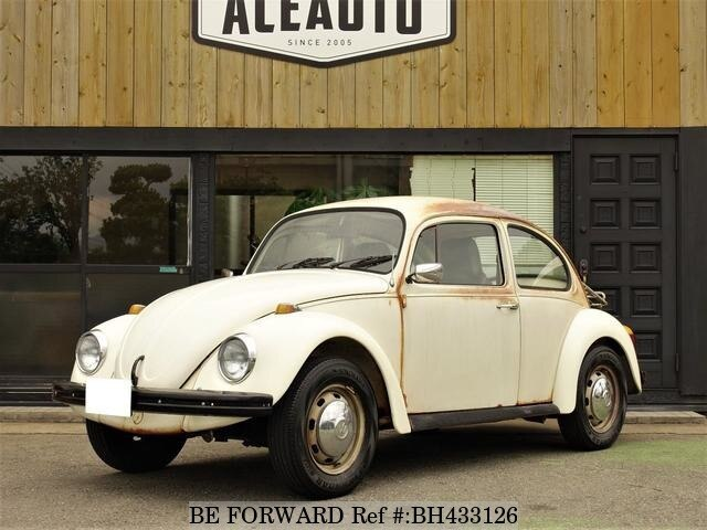 Used 1974 VOLKSWAGEN BEETLE BH433126 for Sale